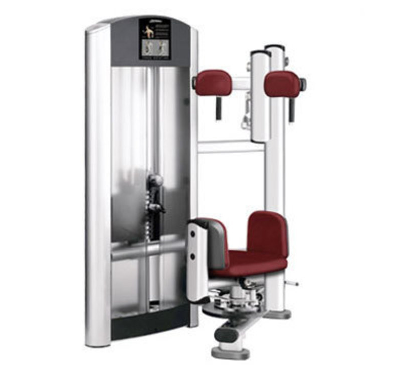 Life fitness signature series strength machines2000 4l