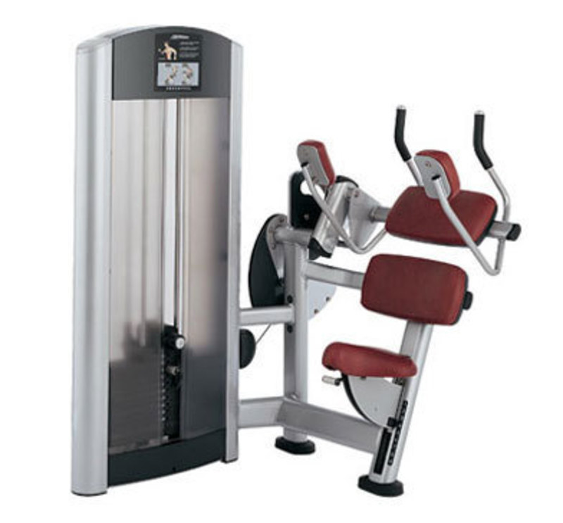 Life fitness signature series strength machines2000 6l