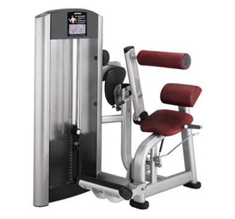Life fitness signature series strength machines2000 7l