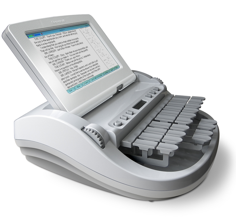 Stenograph Corporation: Diamante™ Shorthand Writer