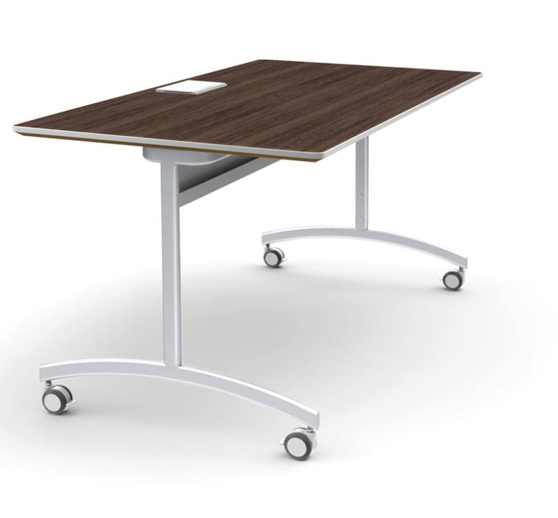 Bretford Manufacturing, Inc.:  EXPLORE™ Flip and Nest Collaborative Table