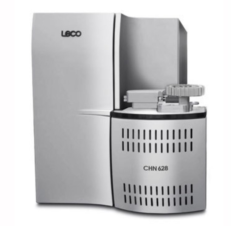 LECO Corporation:  CHN628 Carbon/Hydrogen/Nitrogen Elemental Analyzer