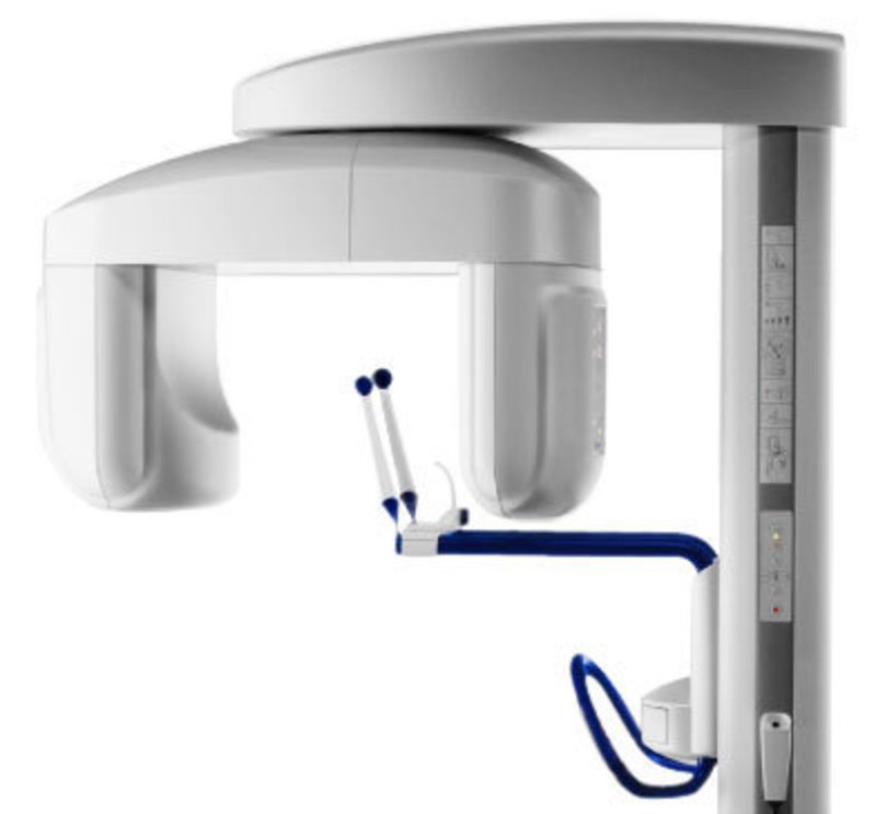 Gendex Dental Systems (KaVo): Orthoralix® 8500 DDE Panoramic X-Ray Unit