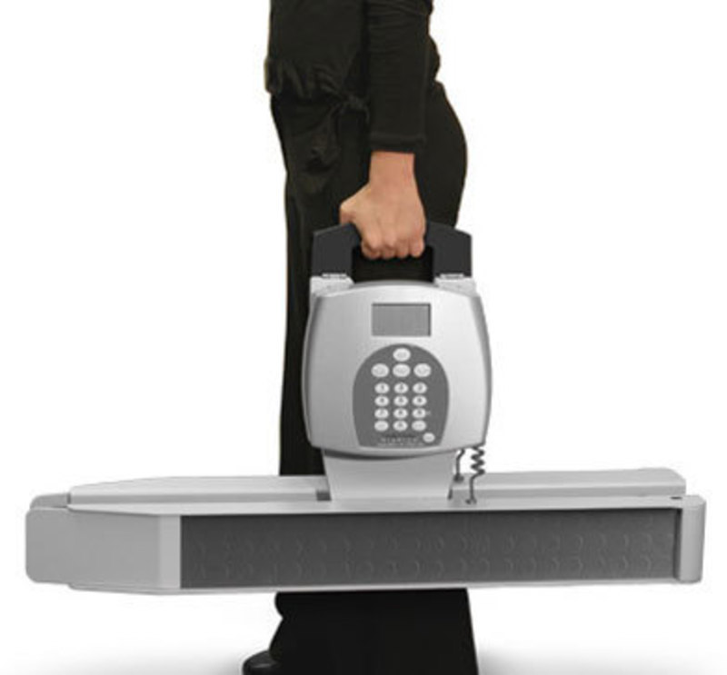 Health o meter® Professional: ProPlus® Portable Wheelchair Scale
