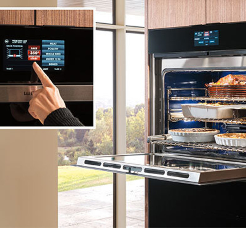 Wolf Appliance, Inc.: M Series Contemporary Built-In Wall Oven