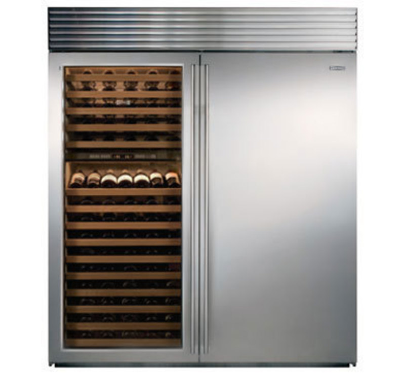 Sub-Zero, Inc. : Built-In Wine Refrigeration