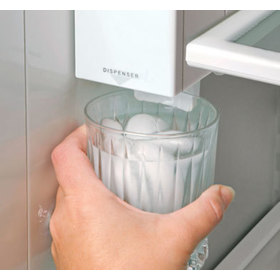 Sub-Zero, Inc.: Built-In Refrigerator, Internal Water and Ice Dispenser