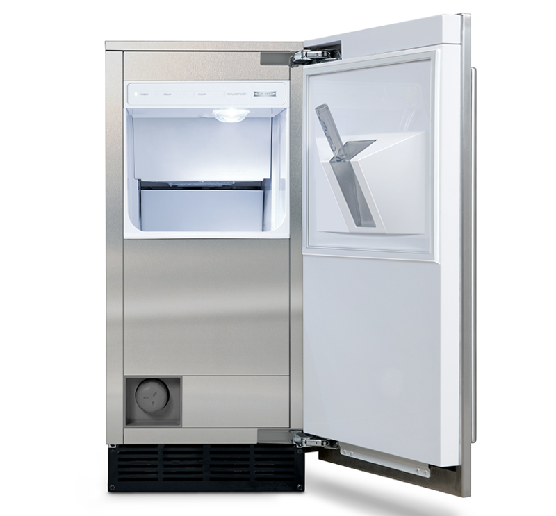 Sub-Zero, Inc. : UC-15I Ice Maker